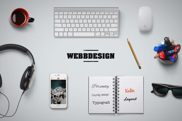 webbdesin och några saker