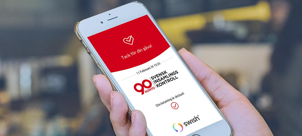 Svensk insamlingskontroll hjälper folk hitta seriösa välgörenhetsorganisationer