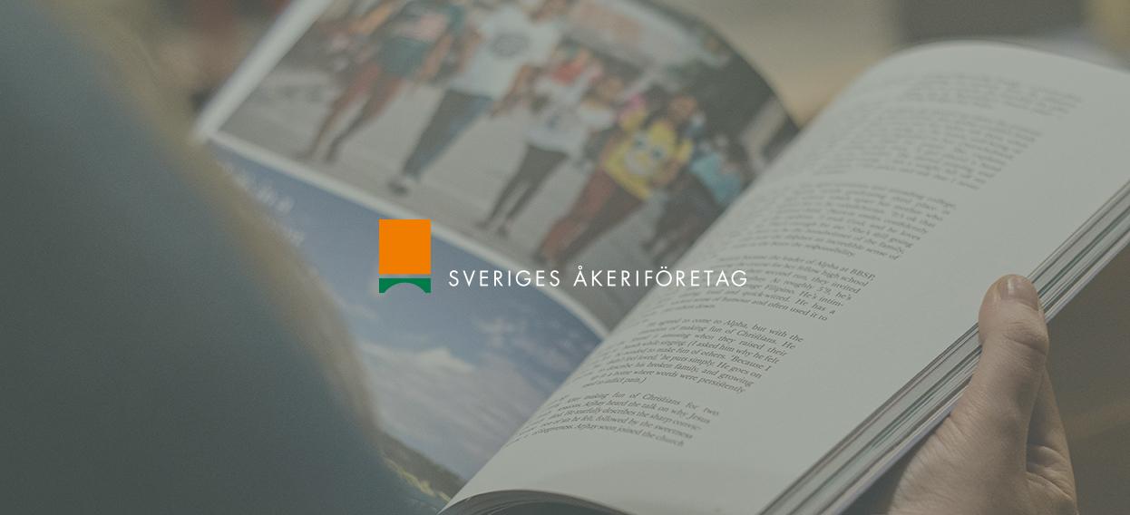 Sveriges Åkeriföretags nya site.