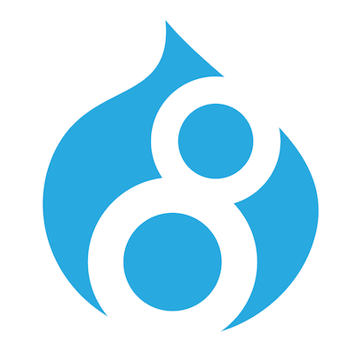 Drupals logotyp