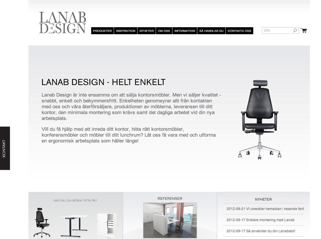 Lanab design