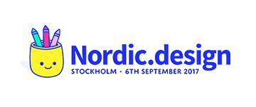 Nordic design logotyp