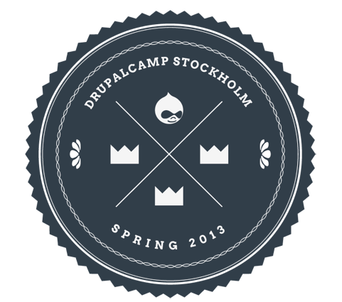 Drupalcamps logotyp