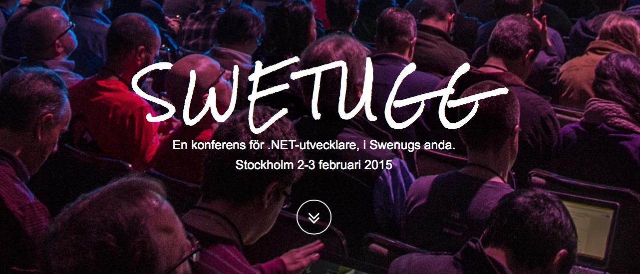 Swetuggs konferens