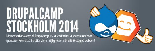 Drupalcamp stockholm 2014
