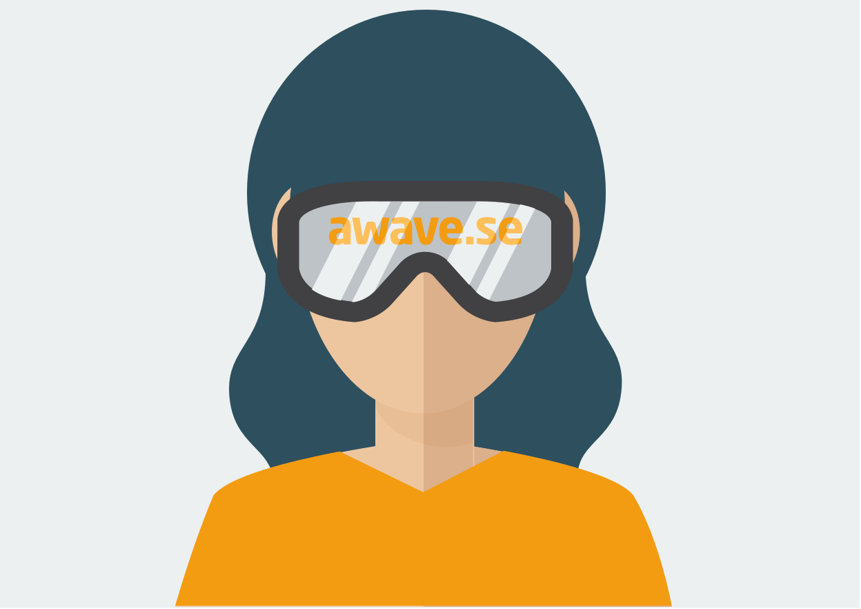 Awaves maskot