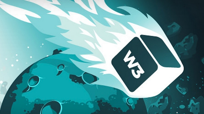 W3 logotyp