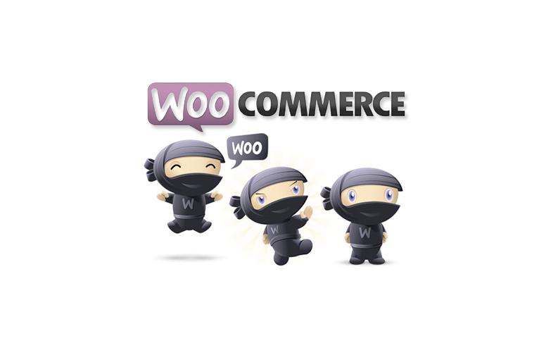 Woo commereces logotyp