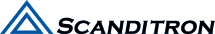 Scanditron logotyp