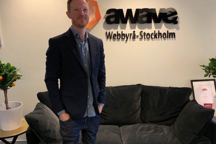 Awave är en webbyrå i stockholm