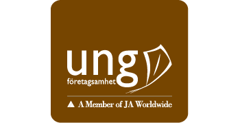 Ung Företagsamhets logotyp.