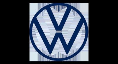 Volkswagens logotyp.
