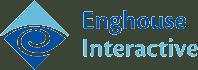 Enghouse Interactive logotyp. Kommunikationslösningar.