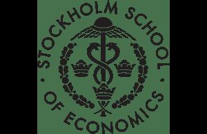Handelshögskolans logotyp.