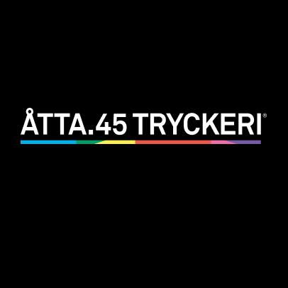 Åtta45 logo