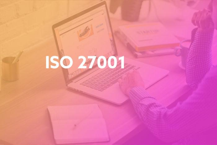 Awave är certifierade i ISO 27001