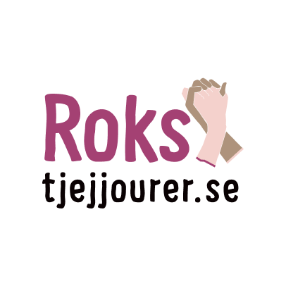 Roks tjejjourer logotyp