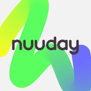 Bild med Nuudays logotyp