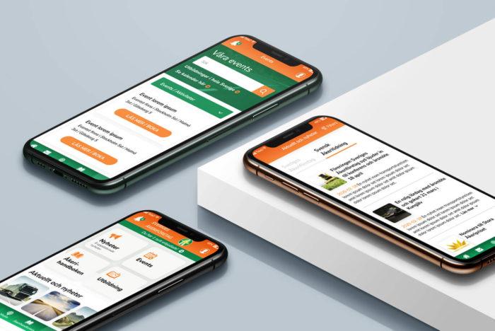 Åkeris nya app är här