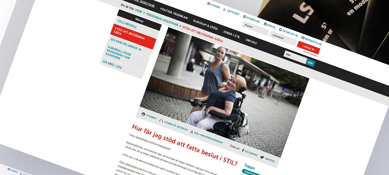 STIL website