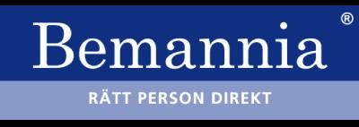 Bemannia logotyp