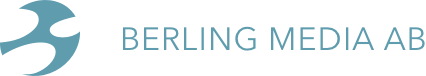 Berling Media logotyp