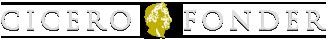Cicero Fonder logotyp