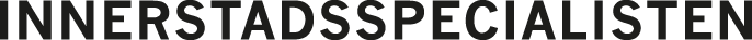 Innerstadsspecialisten logotyp