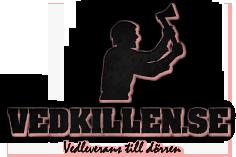 Vedkillen logotyp