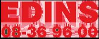 Edins Kranar logotype