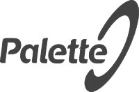 Palette logotype