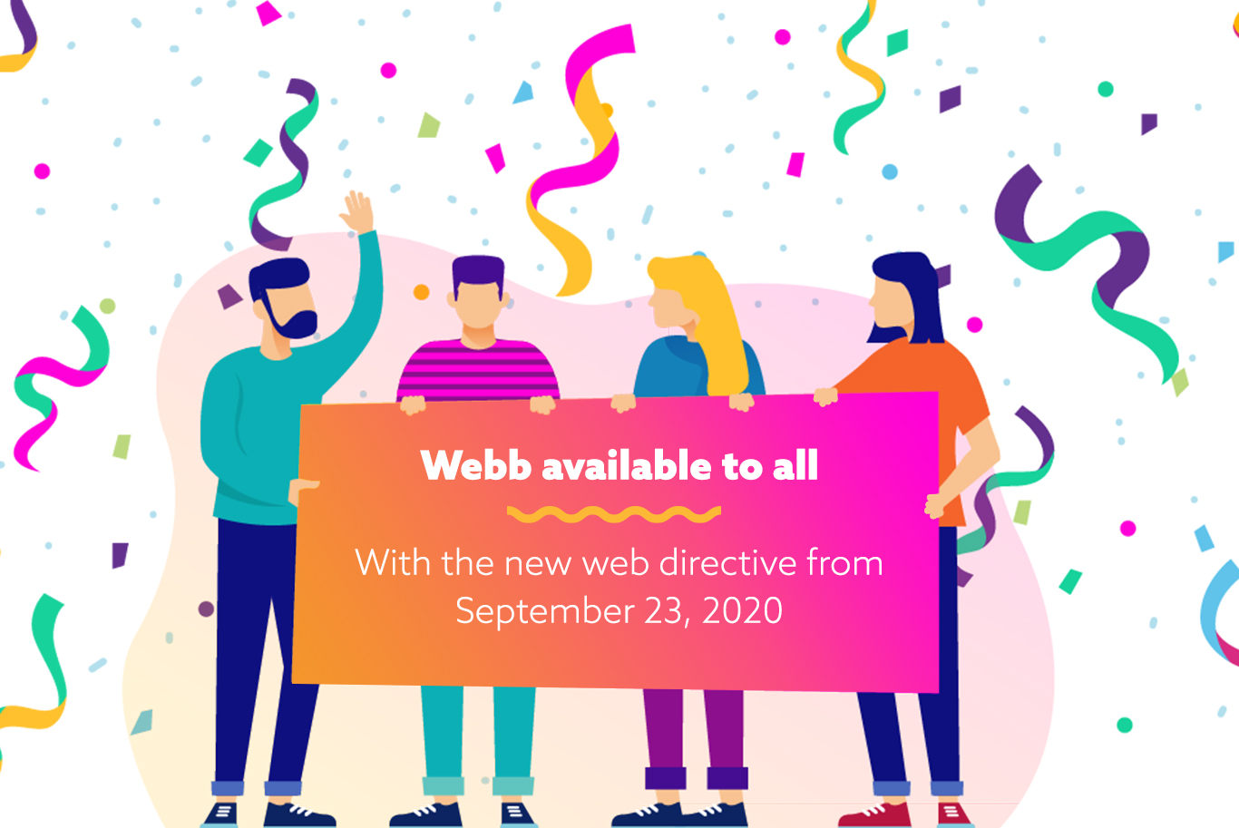 Webb available to all!