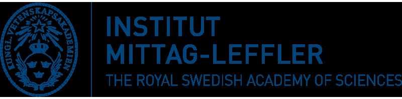 Institut Mittag-Leffler logotyp