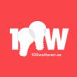 100-wattaren logotyp